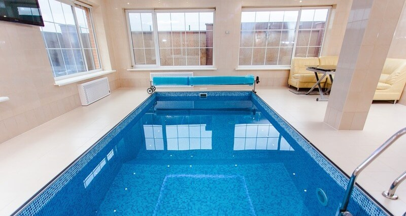 Residential Swimming Pool Construction