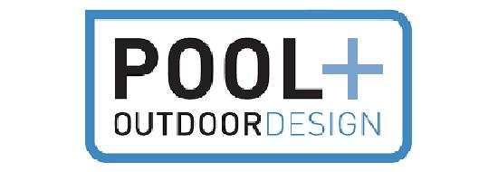 Pool Plus Outdoor Design Logo