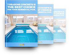 Reasons why select concrete for residential pool