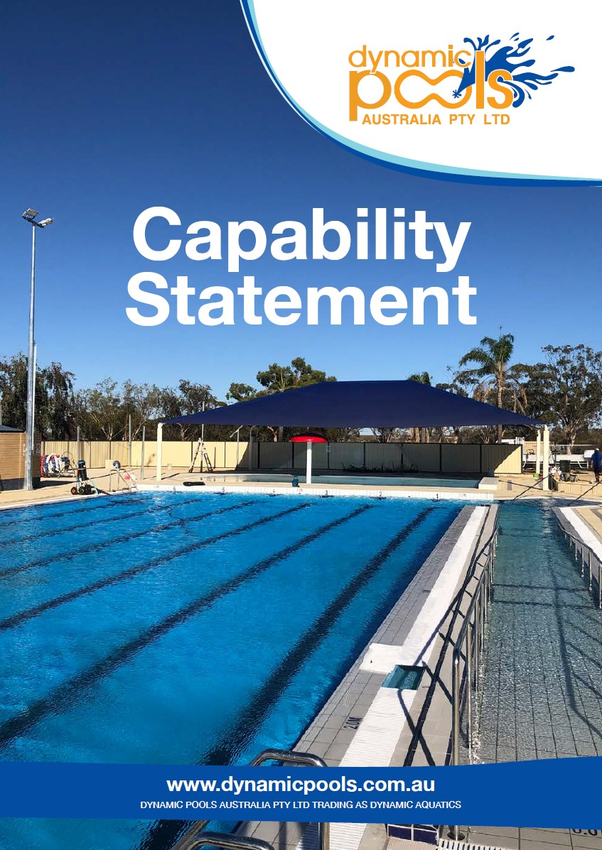 Capability Statement Cover